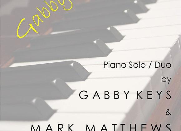 'Gabby's Gig!' by Gabby Keys & Mark Matthews