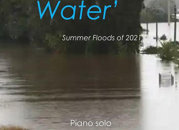 'Deep Water' Mark Matthews Australian Composer