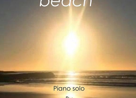 'a walk on the beach' Mark Matthews Australian Composer