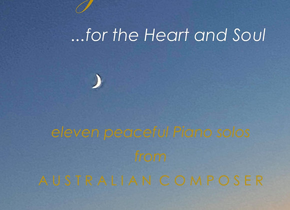 'a little night music...for the heart and soul'  Mark Matthews