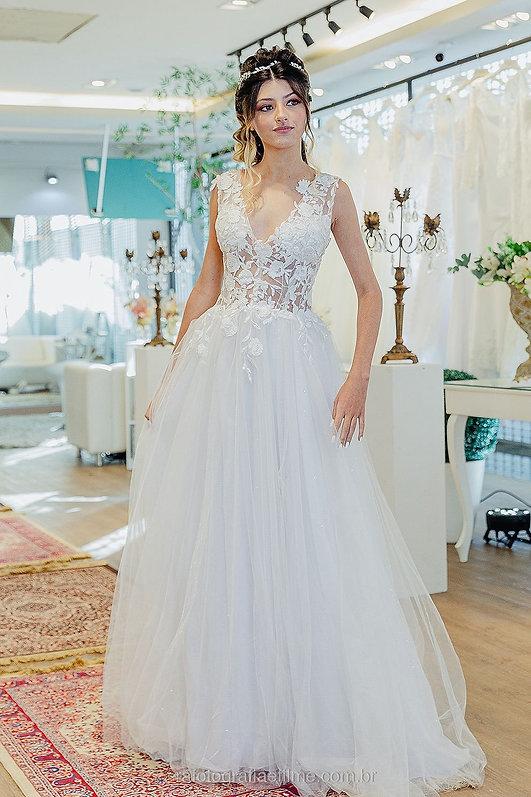 Vestido de Noiva Design Shadevenne