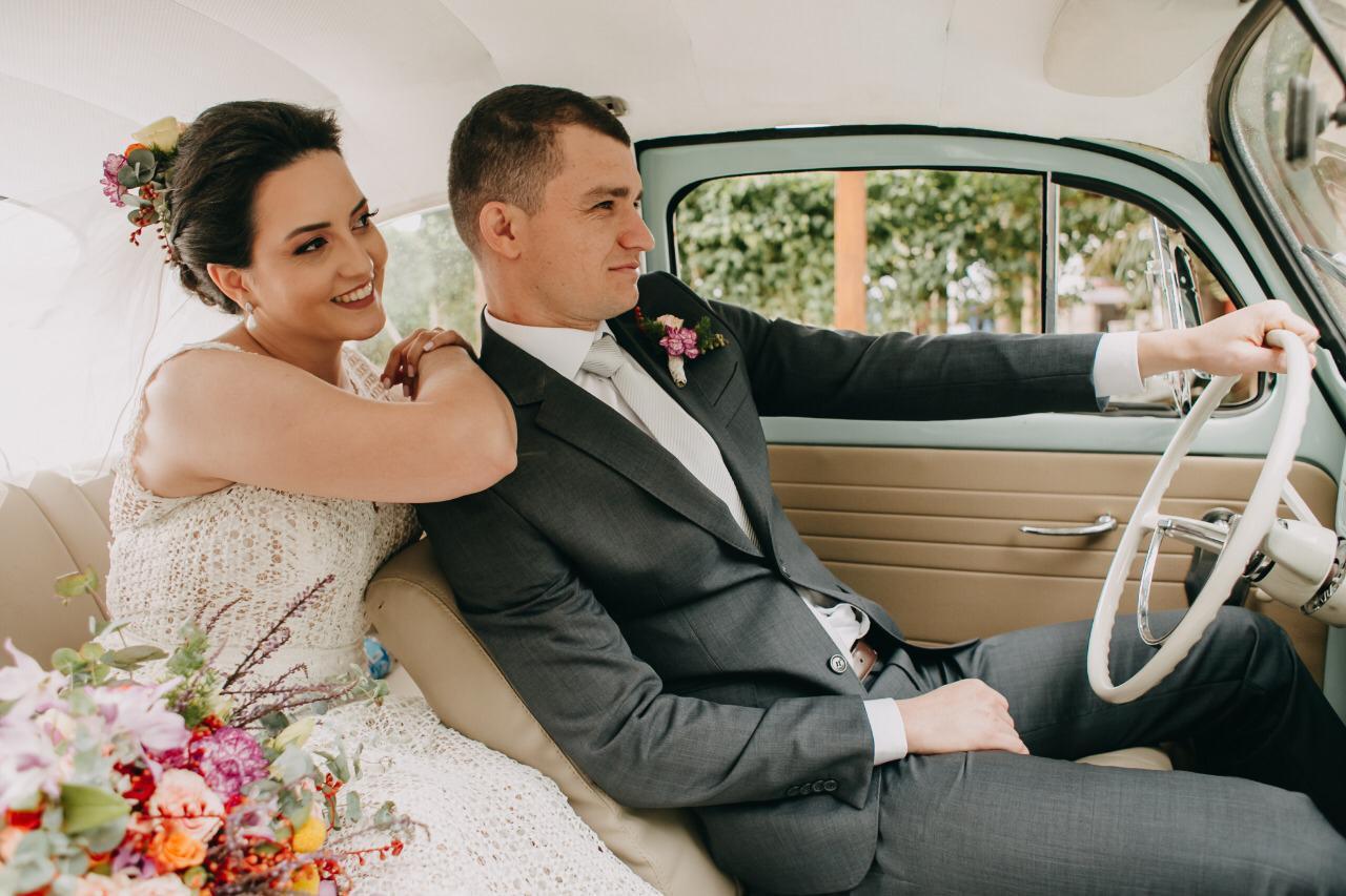 Casamento Emanuelle + Rafael