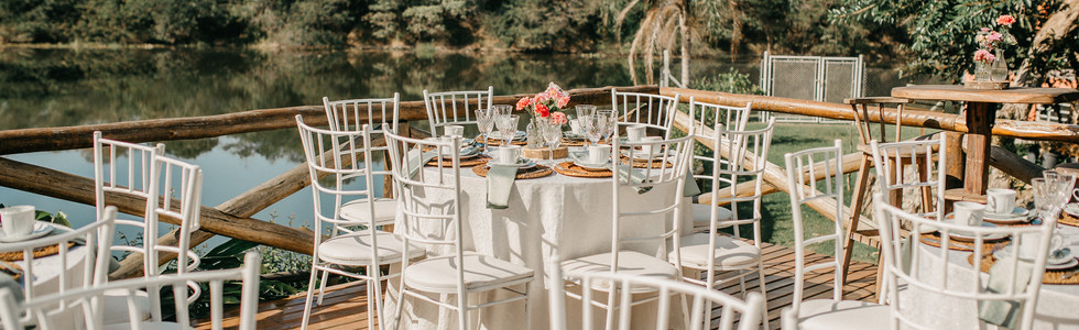 Casamento no Espaço Lagoon