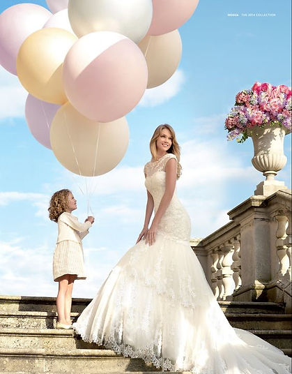 Vestido de Noiva Shadevenne La Sposa
