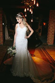 Vestido de Noiva Shadevenne Alta Costura