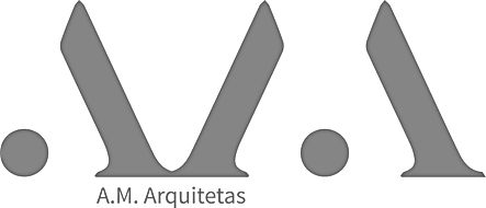 AM Arquitetas - Logotipo