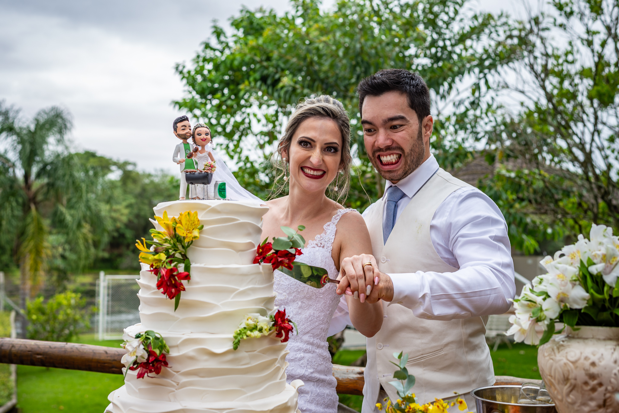 Casamento Lu + Japa