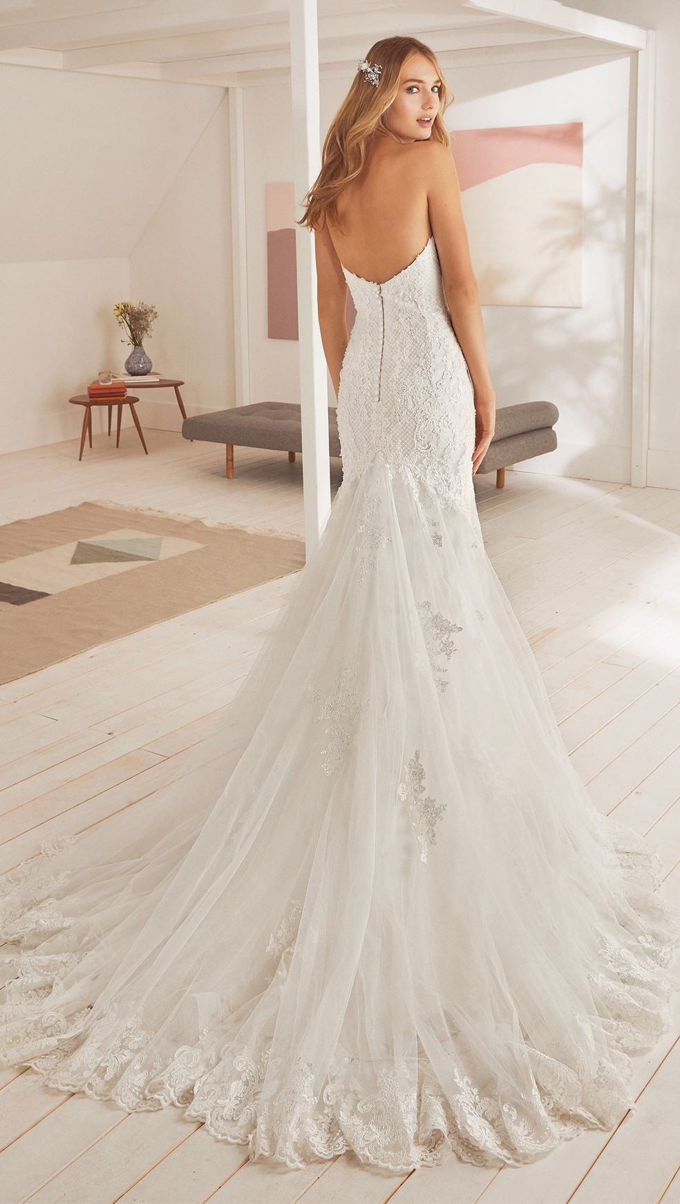 Shadevenne White One Bridal