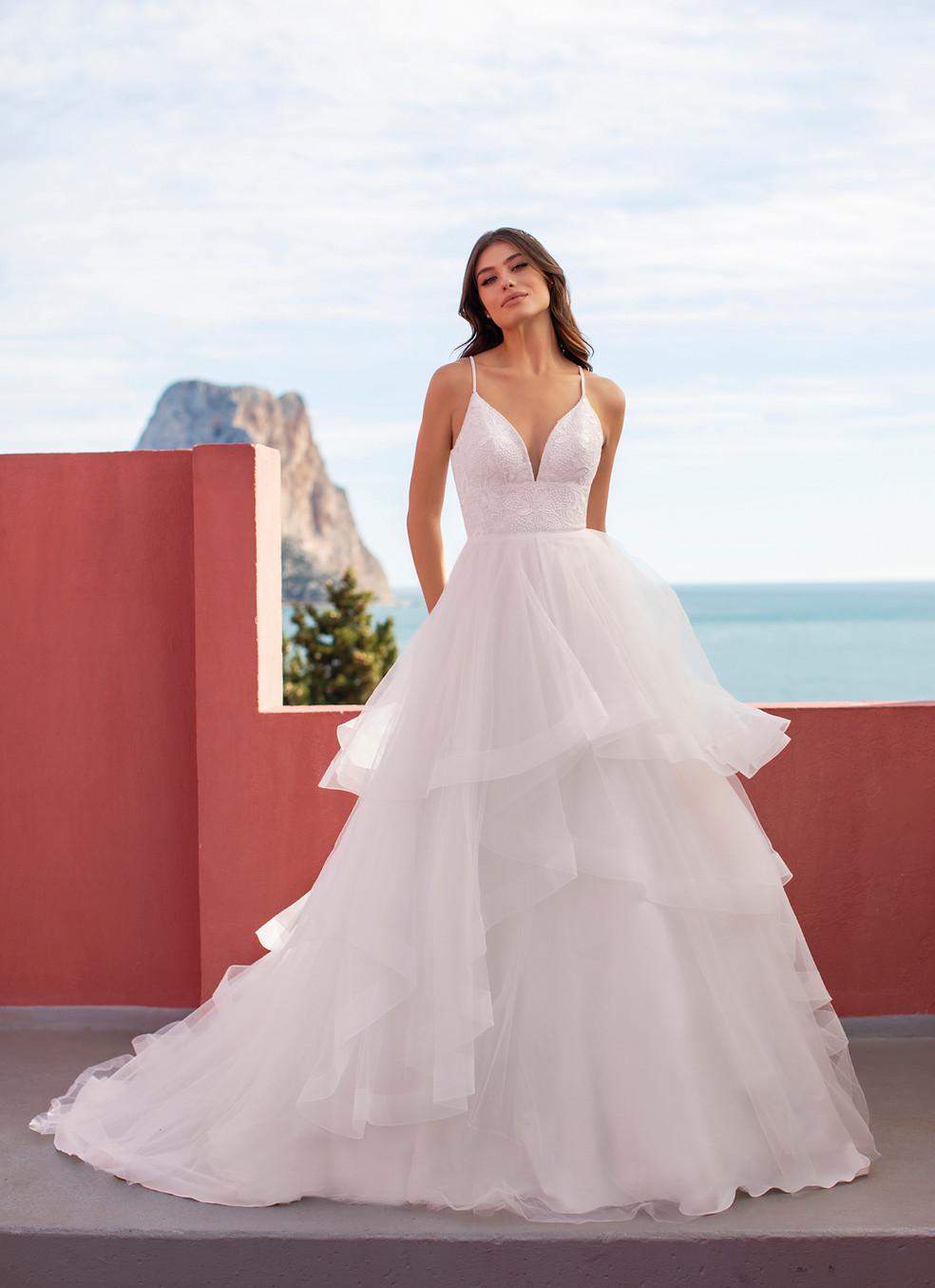 Shadevenne, White One Bridal
