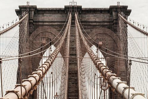 Brooklyn Bridge 50mm