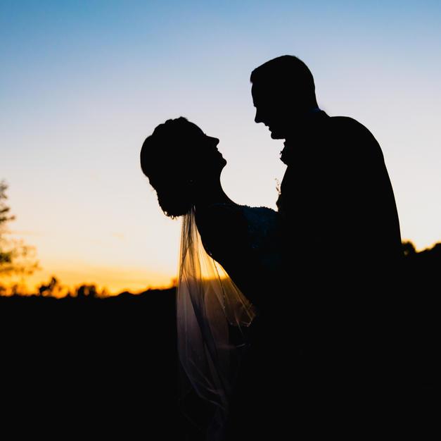 Low Key Rustic-Chic Hudson Valley Wedding
