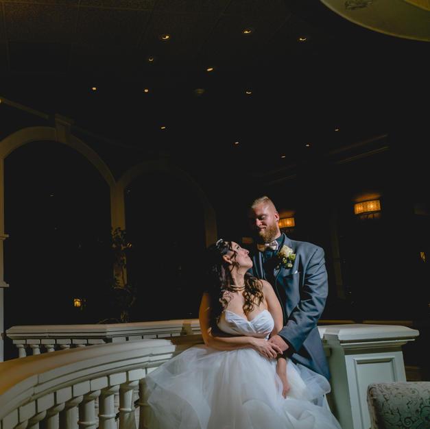 Elegant Hudson Valley Wedding at Villa Borghese