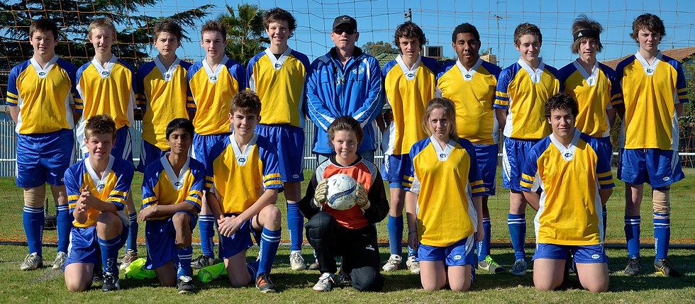 2013 U17's Squad.JPG