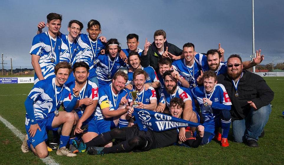 hdsc soccer winners 2018 league champion
