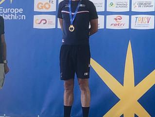 Championnats d'Europe de Triathlon Sprint