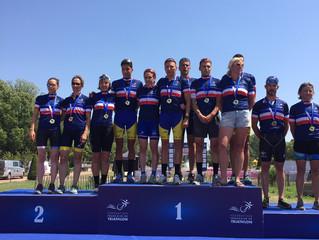 Championnat de France Triathlon S Metz (57)
