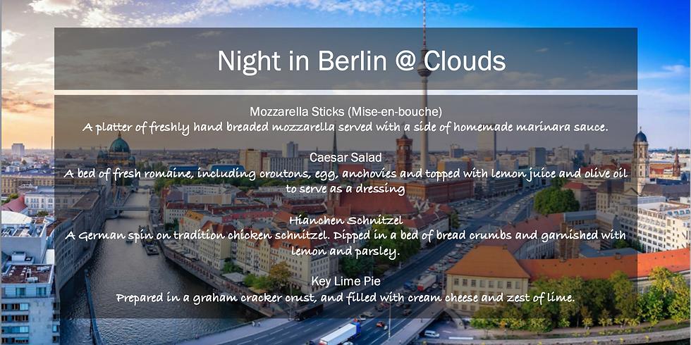 Night in Berlin @Clouds