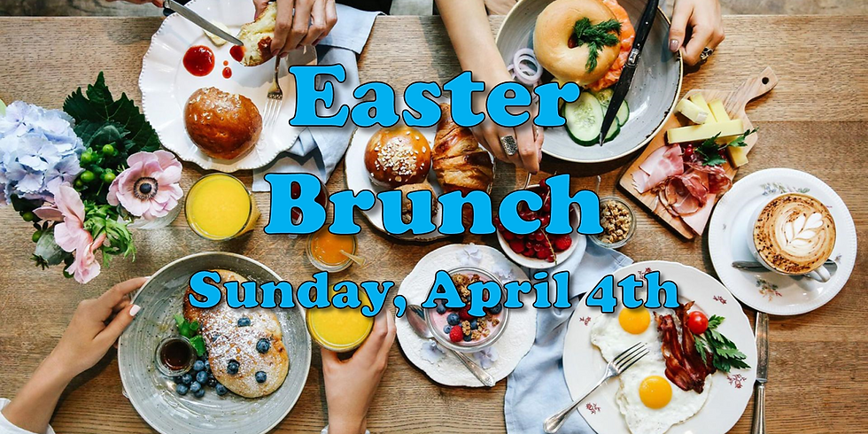 Easter Brunch @Clouds (1:00pm-2:30pm)