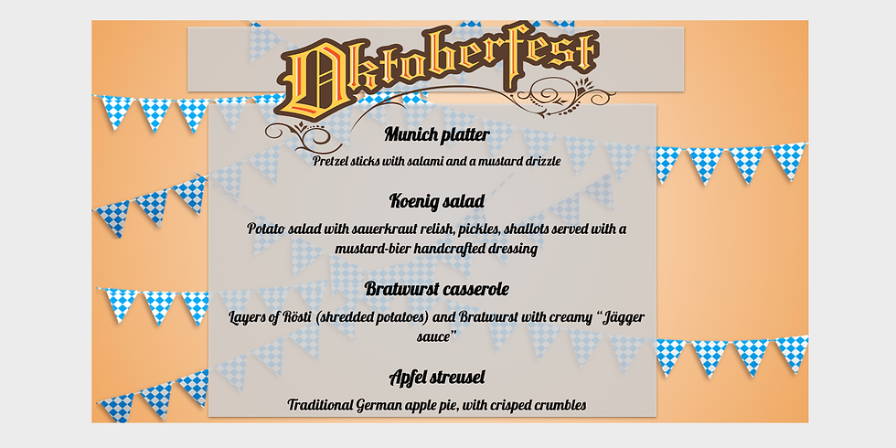 Oktoberfest @Clouds