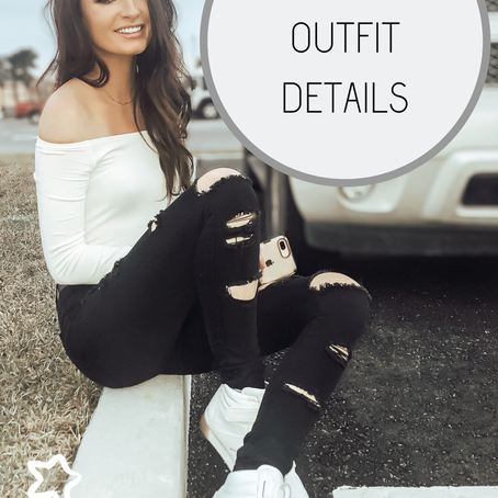 MY STYLE | 3 EASY OUTFITS
