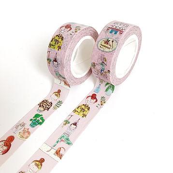 Floortjetekent Washi tape .JPG