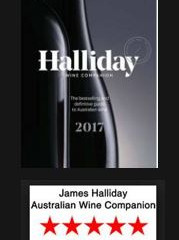2017 James Halliday Ratings