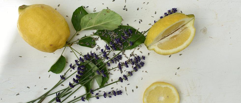 Lavender Lemonade Hand Sanitizer