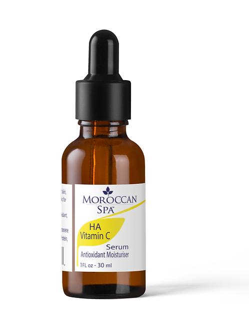 Hyaluronic Acid - Vitamin C