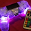 Thumbnail: Wireless PS4 Smart LED controller smart custom wireless remote by TechFire