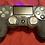 Thumbnail: Ps4 wireless controller shell 3rd Gen blk/wht speck DIY