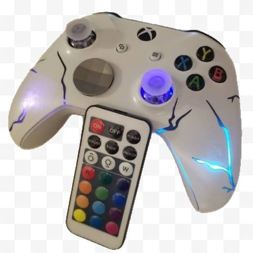 "Xbox One Techfire arcade fire Elite D-pad ""type"" Smart LED controller wireless *"