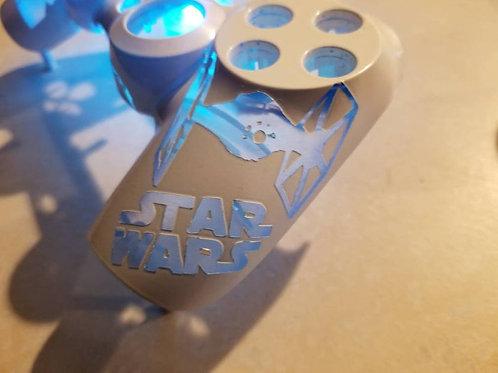 Star Wars DIY PS4 dualshock4 shell • ps4 housing • techfire custom • gaming do i