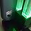 Thumbnail: Nintendo Switch LED Joy Con Lightning bolt blue L + R Nintendo switch controller