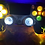 """Thumbnail: TechFire PS4 wireless LED controller """"StarFire"""" color changing auto cycle"""