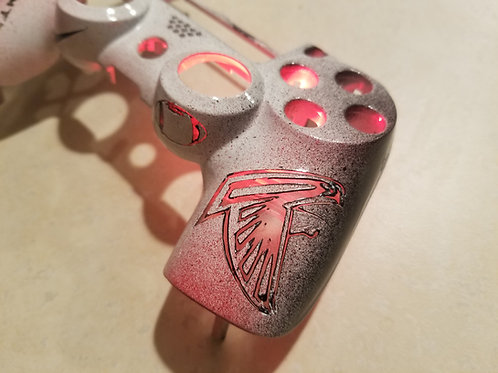 PS4 Zct2U controller faceplate Atlanta falcons