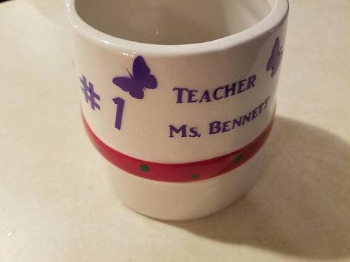 Custom Mug, saying, your name, personal message mug * coffee mug, tea mug