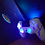 Thumbnail: PS4 slim LED console+wireless controller both custom made