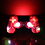 Thumbnail: PS4 Wireless Custom LED controller  TECHFIRE Gideon* color cycling LEDs  Genuine