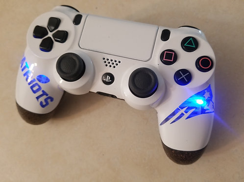 PS4 Patriots Wireless LED controller