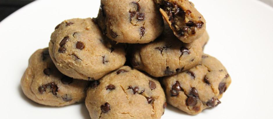 Gluten-Free Cookie Dough Bites