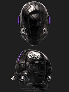 Alrian Helmet Concept