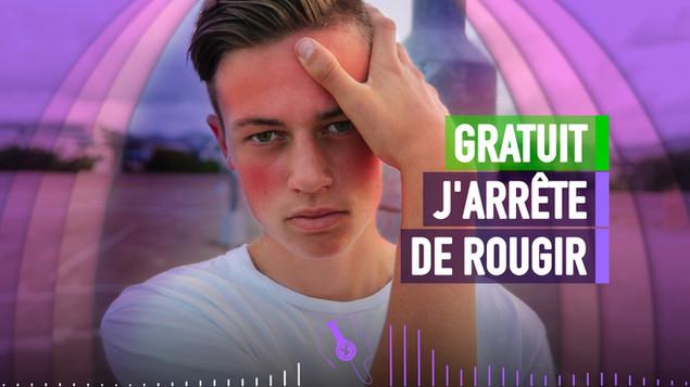 J'ARRÊTE DE ROUGIR GRÂCE À L'HYPNOSE