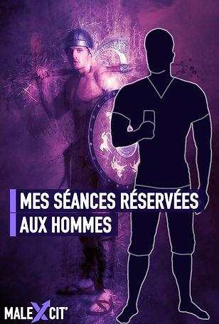 SÉANCES D'HYPNOSE POUR HOMME MALEXCIT