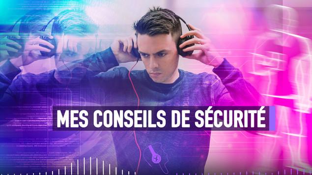 MES CONSEILS DE SECURITE EN HYPNOSE