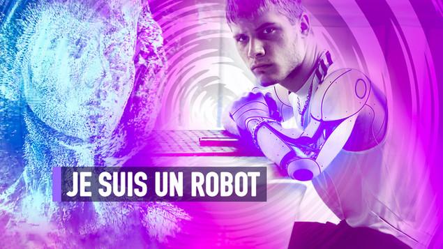 JE SUIS UN ROBOT - HYPNOSE - TEST DE TUR