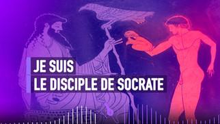 JE SUIS LE DISCIPLE DE SOCRATE SOUS HYPN