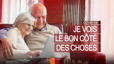LE BON CÔTÉ DES CHOSES