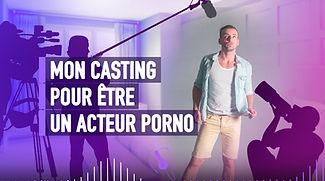 MON AUDITION POUR ÊTRE UN ACTEUR DE VIDÉ