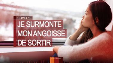 MON ANGOISSE DE SORTIR
