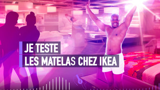 JE TESTE TOUS LES MATELAS CHEZ IKEA